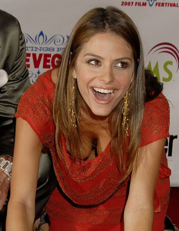 06/14/2007. Maria Menounos Honored With Brenden Celebrity Star